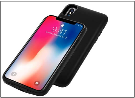 Pendee iPhone XR Battery Case