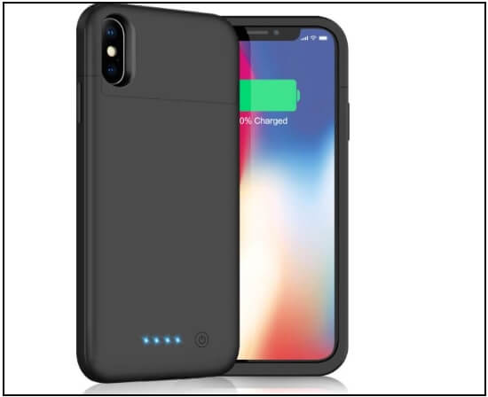 Yacikos iPhone XR Battery case