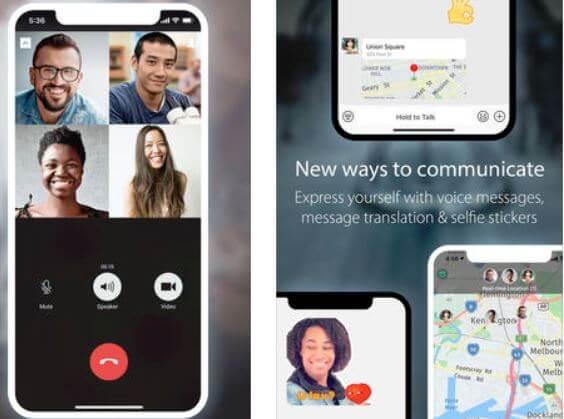 wechat as a FaceTime Alternatives