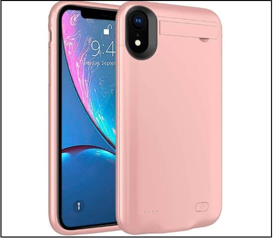 Euhan iPhone XR Battery case