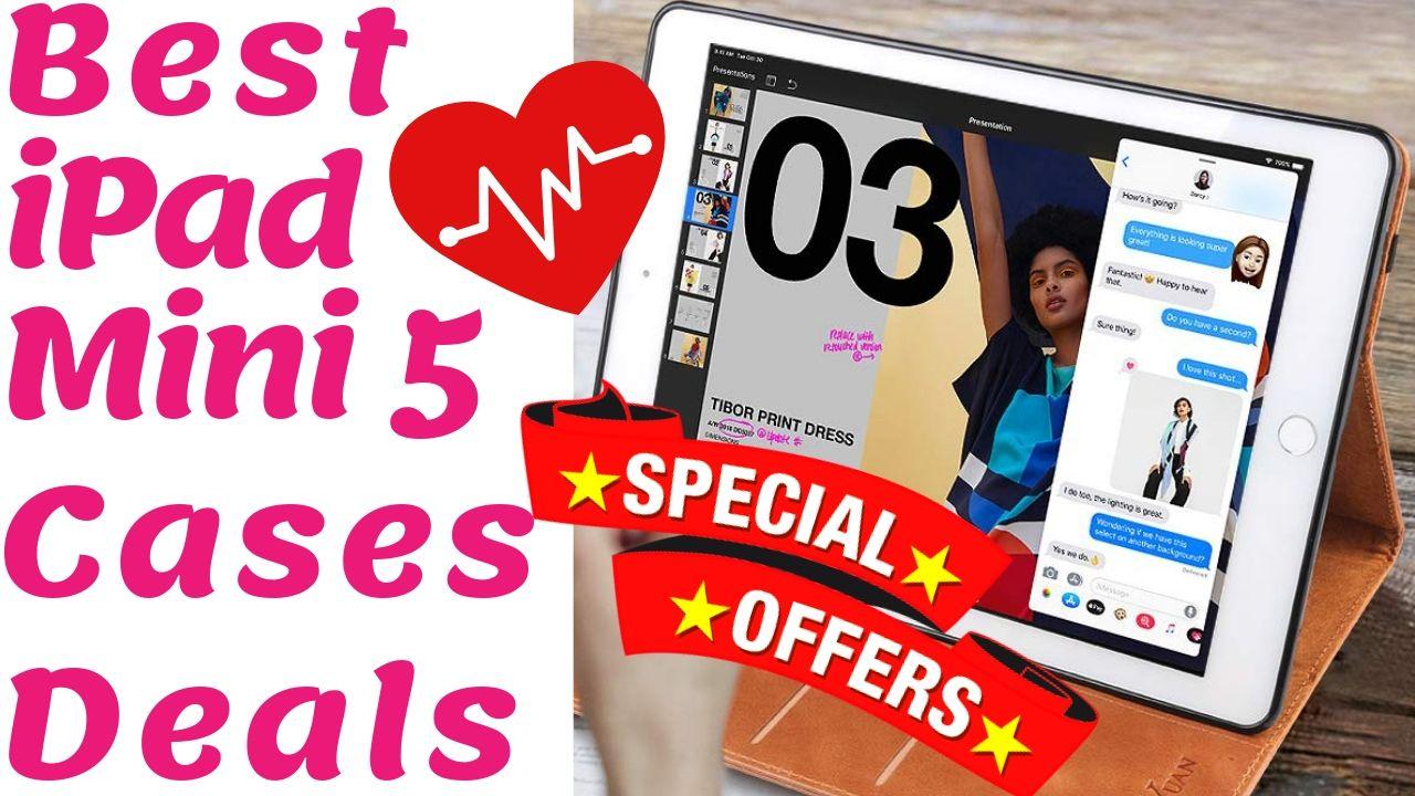 Best iPad Mini 5 Cases Deals