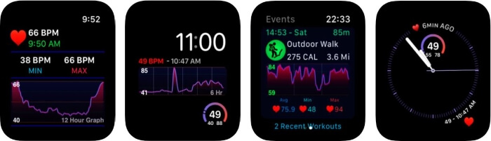Heart Analyzer for Apple Watch