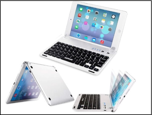 iPad Mini 5 Bluetooth Keyboard Case