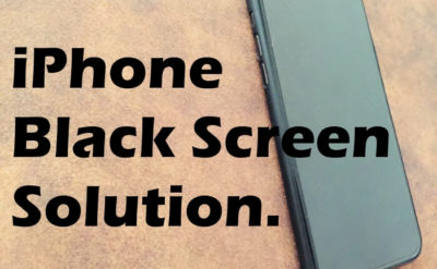 iPhone Screen Goes Black Randomly During Video Call and Playing Video