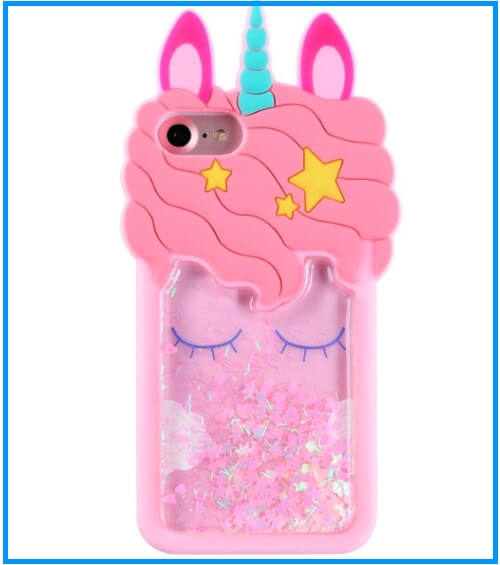 FunTeens iPod Touch 7 Case for Kids