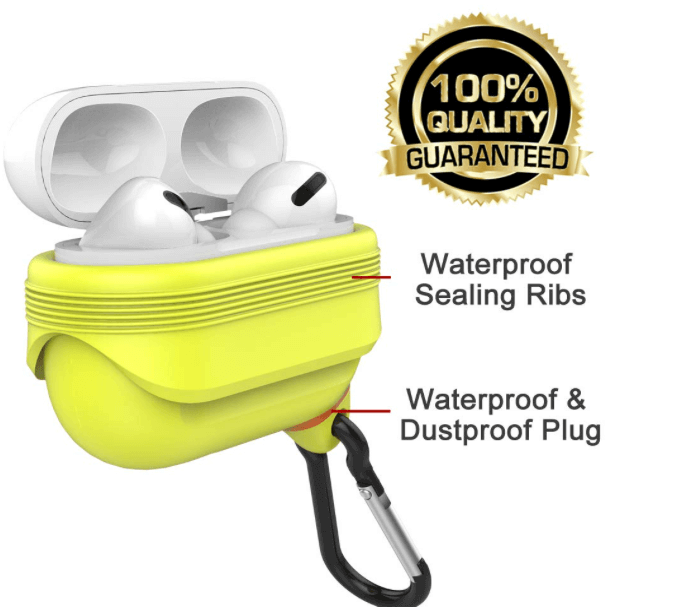 AirPods Pro Waterproof Protective Cover