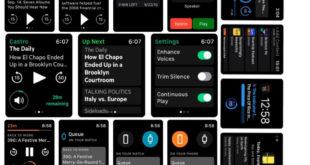 Best Podcast App to Listen Music on Apple Watch