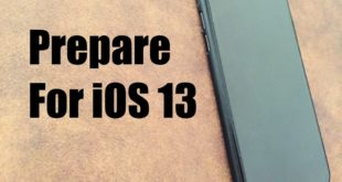 How to Prepare iPhone for iOS 13