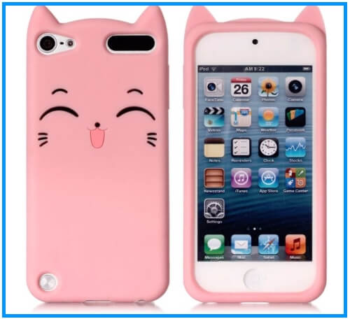 Touch Fashion Protective iPod Touch 7 Case