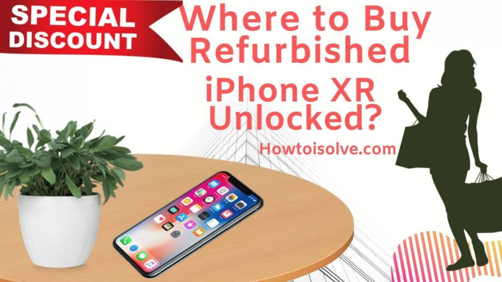 Where to Buy Refurbished
