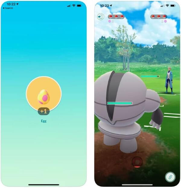 Best AR Games for iPod Touch Pokémon GO