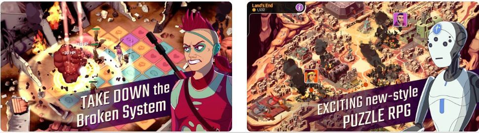 Ticket to Earth iPod Touch 7 Game
