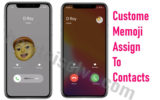 Assign Memoji to Other Contacts in iOS 13 on iPhone and iPad