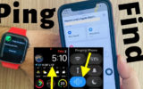 How to Ping Apple Watch Using iPhone & Ping iPhone From Apple Watch