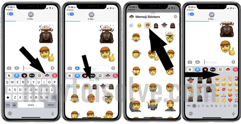How to Use memoji in iOS 13 on iPhone and iPad