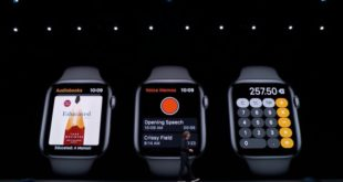 watchOS 6 Features List