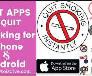 best quit smoking Apps for iPhone and Android