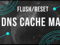 Flush and Reset DNS Cache on Mac