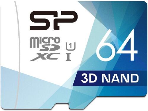 Silicon Power MicroSD Memory Card