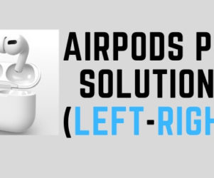 Airpods Pro Not Working - Left or Right Airpod-2