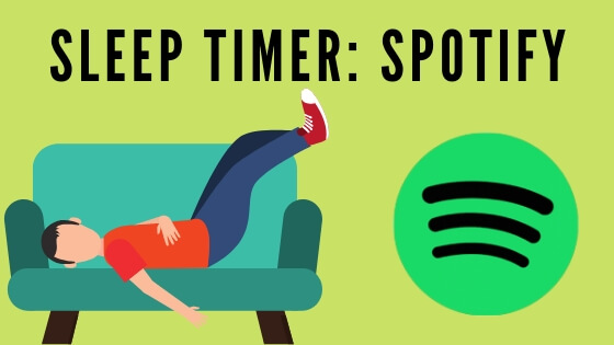 Turn on or Turn off Sleep Timer on Spotify iPhone app