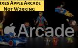 Fixes Game Apple Arcade Not Working on iPhone, iPad, Mac, Apple TV