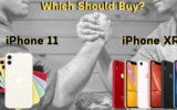 Should You Buy iPhone 11 or iPhone XR in 2020?