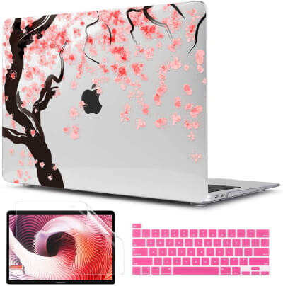 TwoL 16-inch MacBook Pro Printed Hard Shell Case