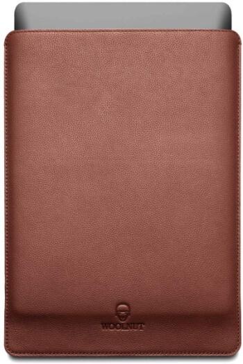 Woolnut Cognac Brown Sleeve