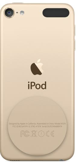 iPod Serial Number