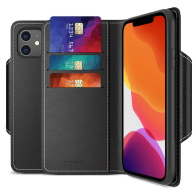 Maxboost Case to Store Cards on iPhone 11