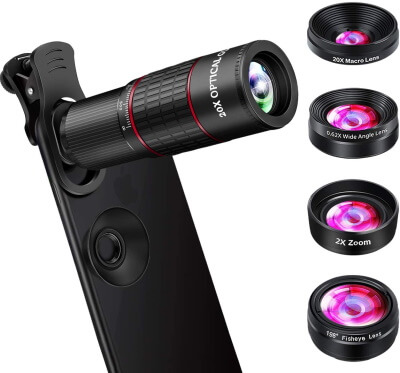 OVPPH Camera Lens for iPhone