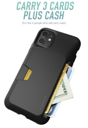 Smartish iPhone 11 Wallet Case in 2020
