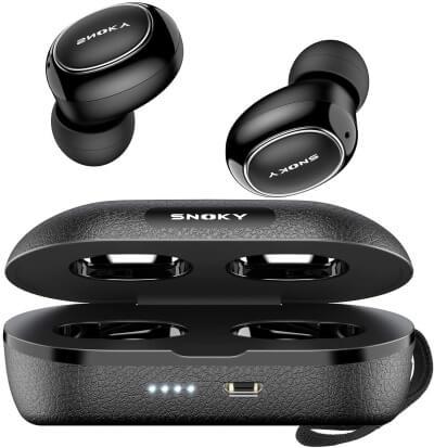 Snoky Deep Bass IPX7 Earbuds
