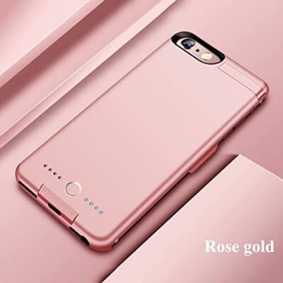 5000mAh Premium Battery Case for iPhone SE 2020