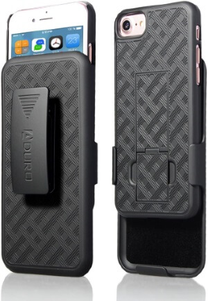 Aduro Holster Case for iPhone SE 2
