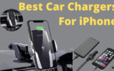 Best Car Charger For iPhone SE 2 in 2020 model