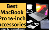 Best MacBook Pro 16-inch Accessories