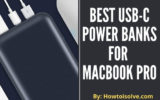 Best USB-C Power Banks for MacBook Pro and iPhone