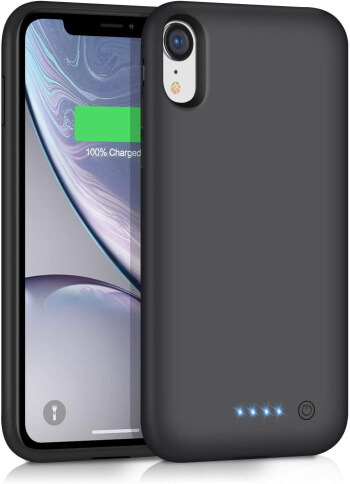Ekrist iPhone XR Battery Case