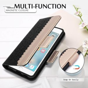 Good WWW iPhone SE 2 luxurious wallet leather Case