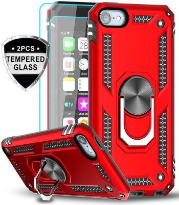 LeYi Bumper Case for Apple iPod Touch