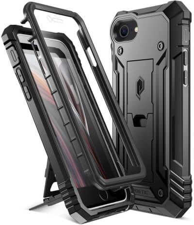 Poetic Dual-Layered Kickstand Case