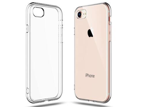Shamo Crystal Clear iPhone SE 2020 Case