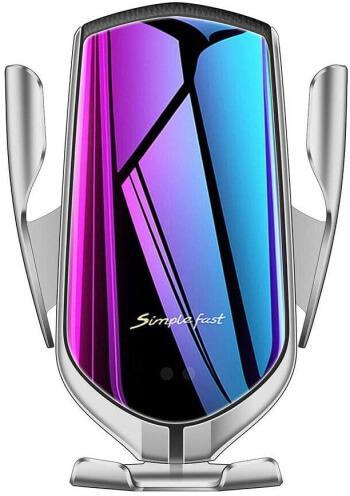 Smart Sensor Wireless Car Charger Mount
