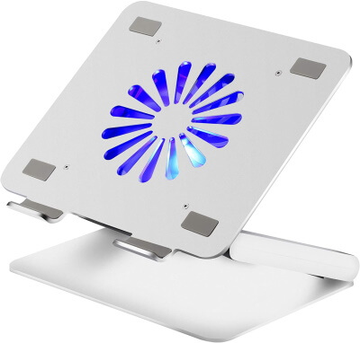 Soundance Laptop Stand for MacBook with Cooling Pad