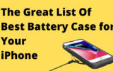 The Great List Of Best Battery Cases for iPhone SE 2 - 2020 model