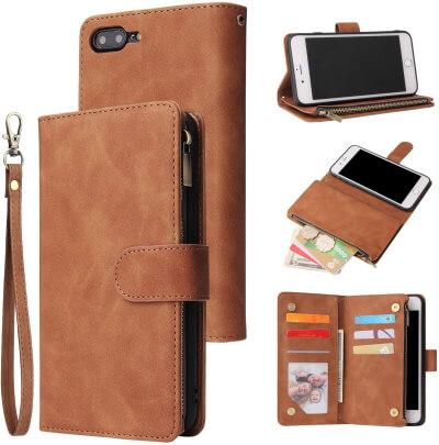 UEEBAI Classic Wallet Case