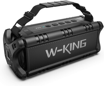 W-KING Wireless Bluetooth Speaker
