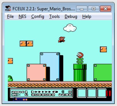 FCEUX Emulator for Cross Platform